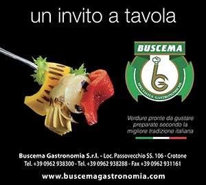 Buscema Gastronomia – Banner Spalla Grande + Smartphone