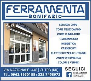 Ferramenta Bonifazio – Banner Laterale