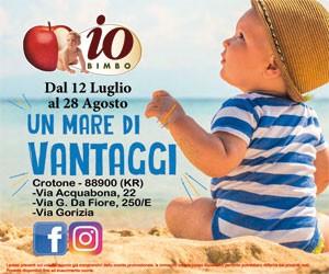Io Bimbo – Scad. 28/08/2019