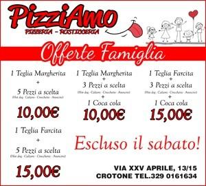 Pizziamo – Banner Laterale