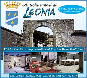 Agriturismo Leonia – Banner Laterale