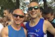 Carvelli ed Argirò alla Lucca Half Marathon