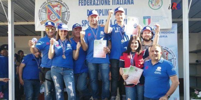 L'Asd la Lepre protagonista al Campionato Regionale 2017