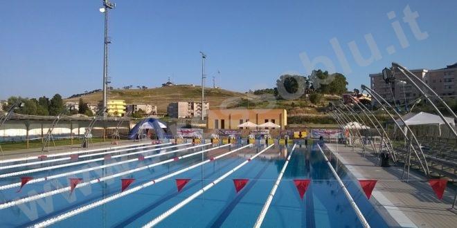 Lacinia nuoto protagonista dei campionati regionali estivi for Piscina olimpionica crotone