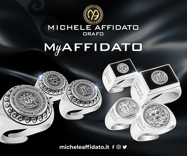 Michele Affidato – Banner laterale