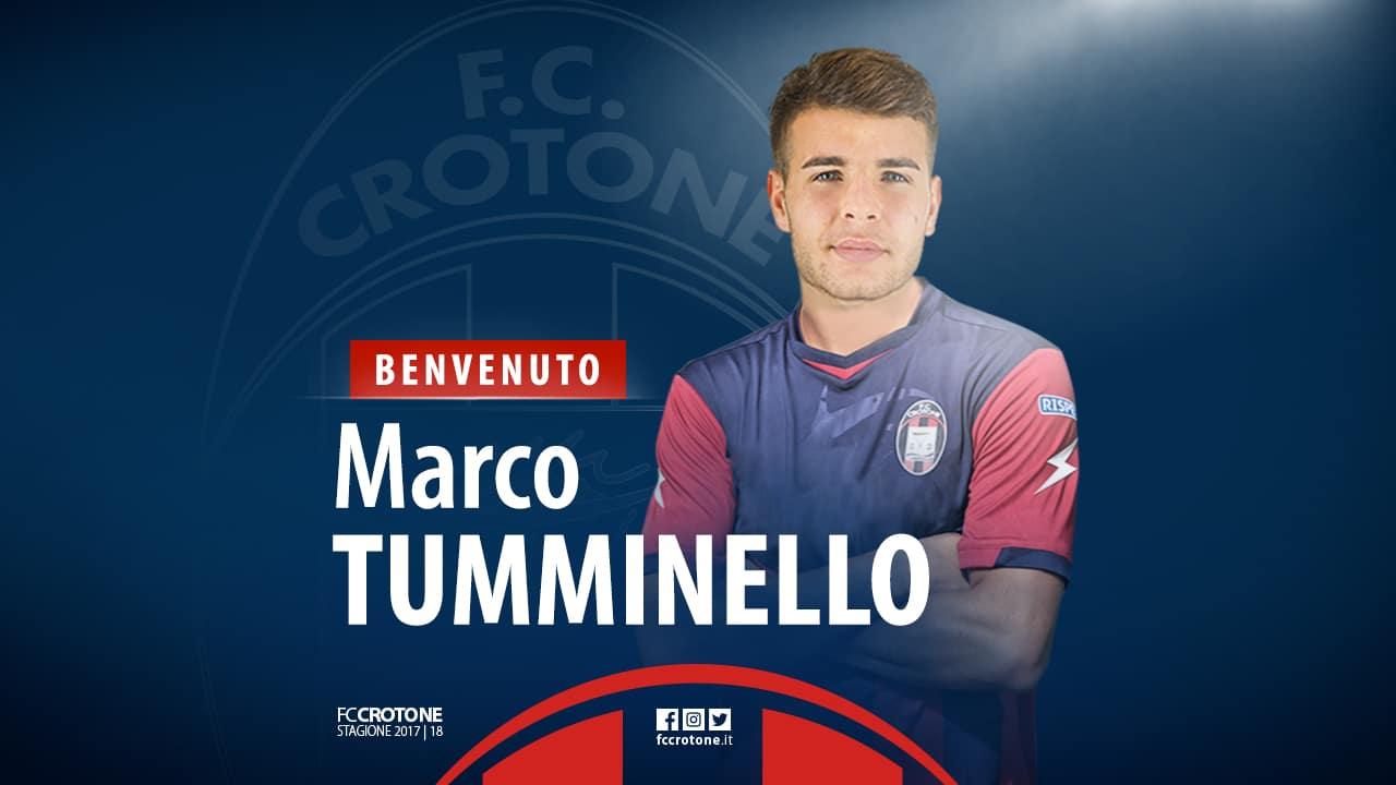 Nuovo acquisto dei rossoblu: arriva l'attaccante Marco Tumminello ...