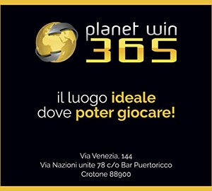 Planet Win Crotone – Banner Laterale 2