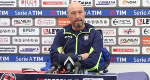 Zenga: «Verona squadra dotata di qualità ed esperienza»