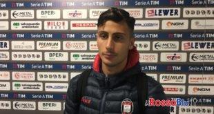 Mandragora: «Crotone merita di tornare in Serie A»