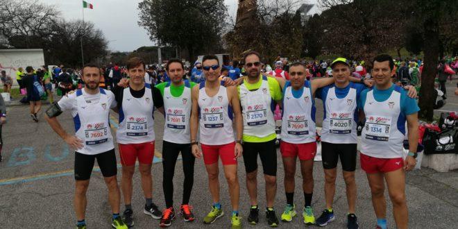 La SAKRO alla mezza maratona Roma-Ostia