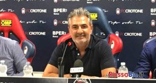 Vrenna: «Grazie tifosi, proveremo a tornare in Serie A»