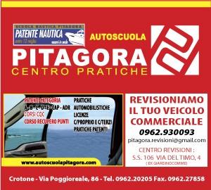 Autoscuola Pitagora – Laterale
