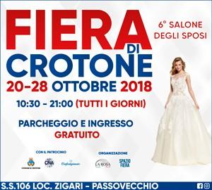 Fiera Crotone – laterale – scadenza: 28/10/2018