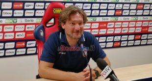 Stroppa: «Contro il Verona sarà una gara bellissima»