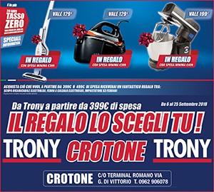 Trony – Laterale – scadenza: 25/09/2018