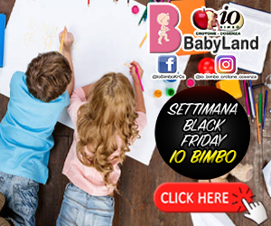 Io bimbo – Laterale/Smartphone – Scad. 27 Novembre 2020