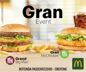 Mc Donald's Gran Event- Laterale