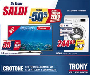 Trony – Scad. 03/09