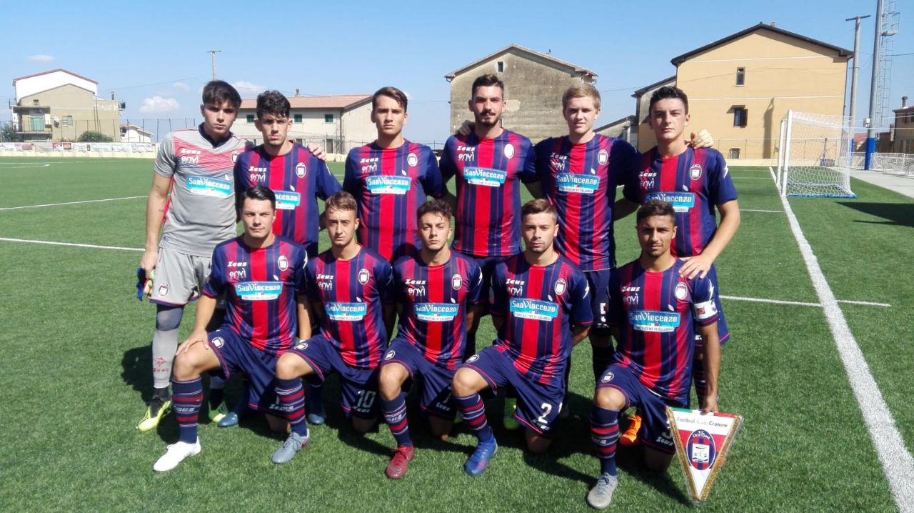 Primavera - Crotone vs Salernitana 1-1 2019-2020