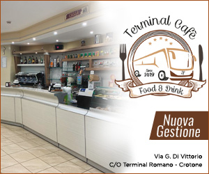 Terminal Cafe – banner laterale – scad. 30/11/19