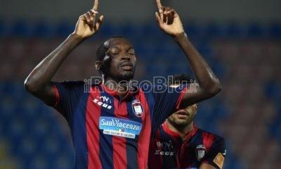 Nwankwo Simy - Crotone vs Benevento 3-0