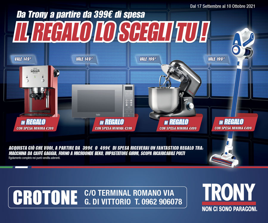 Trony Laterale – Scad. 24/08/2021