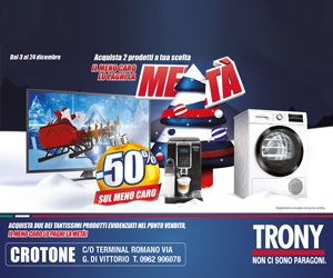 Trony Laterale – Scad. 02/12