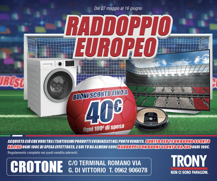 Trony Laterale – Scad. 26/05