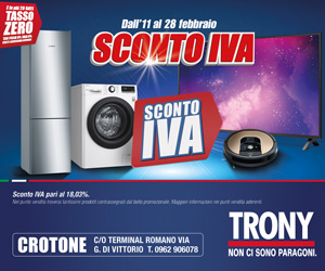 Trony Laterale – Scad. 10/02